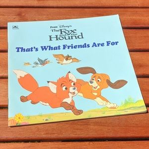 ✨BOGO✨ The Fox and the Hound Book